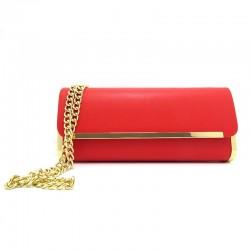 Ženska ručna torbica skaj...