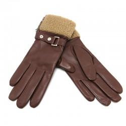Ženska kožna rukavica...
